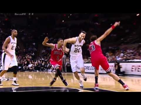 [HD] Spurs are not boring! San Antonio Spurs 2011/2012 season trailer by haziorPic