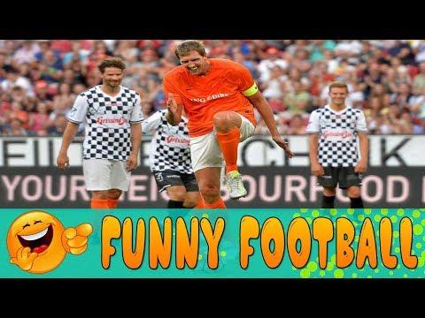 Dirk Nowitzki does the Zaza penalty