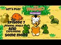 Let's Play Hamtari Ham Hams Unite Episode 7 - Finding Jingle and Exploring Some More