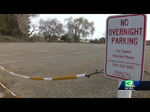 City of Sacramento looks to build homeless shelter at Cal Expo parking lot