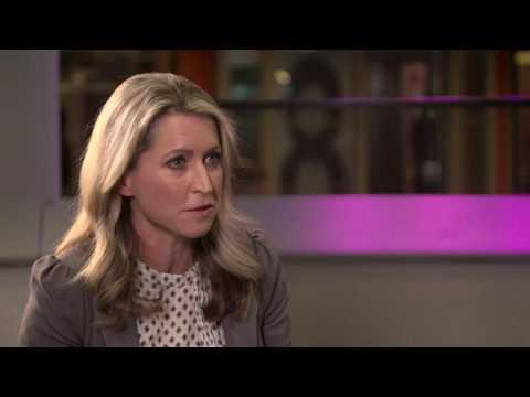 Guitarist Johnny Marr talks to Karin Giannone on BBC World News