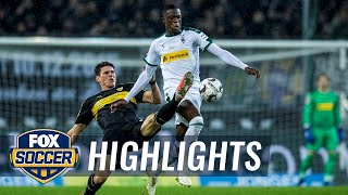 Monchengladbach vs. VfB Stuttgart | 2018-19 Bundesliga Highlights