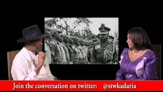 The Nigerian civil war could have been avoided - Atedo Peterside on Straight Talk with Kadaria 3a