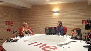 La presidenta del PNV en Bizkaia, Itxaso Atutxa