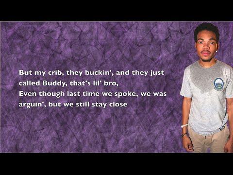 Chance The Rapper - Blessings (Save Money Prayer) - Lyrics