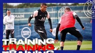 🏋️ TRAINING SESSION | The new training away kits 21/22!