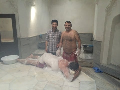 Drunk and Naked: Two Turkish traditions . . . Hammam and Raki
