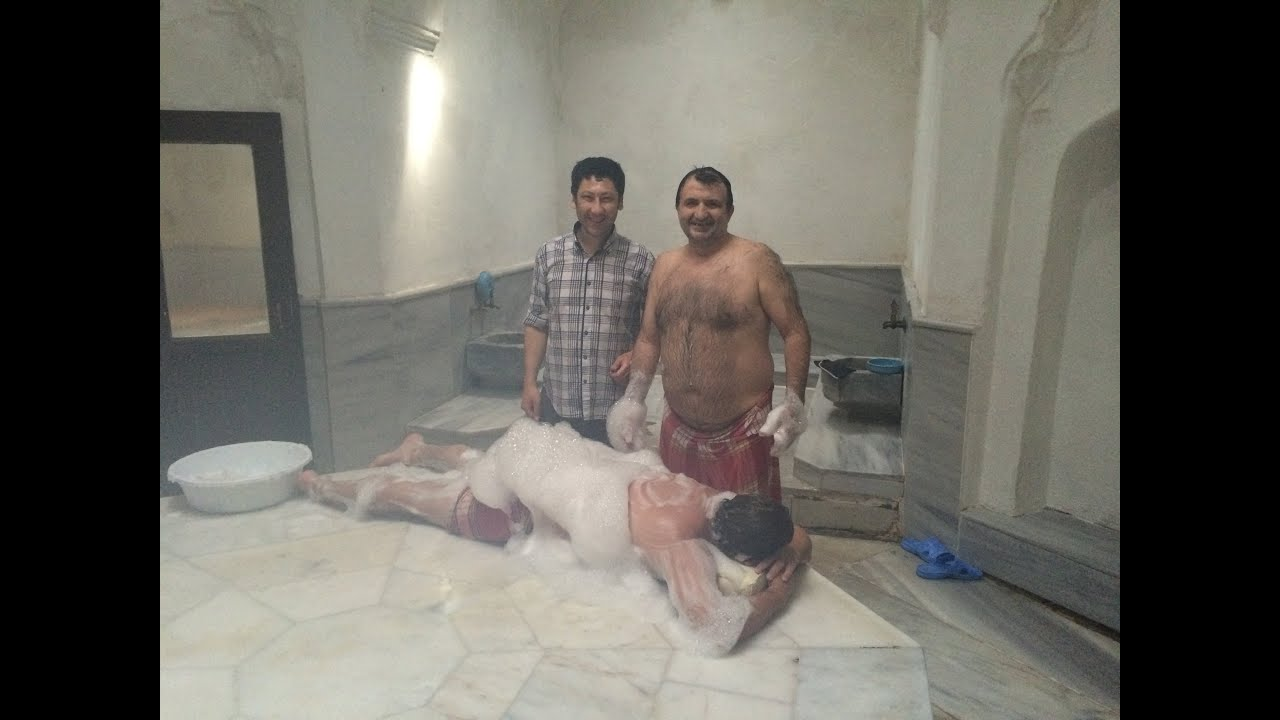 Drunk And Naked Two Turkish Traditions    Hammam And -5488