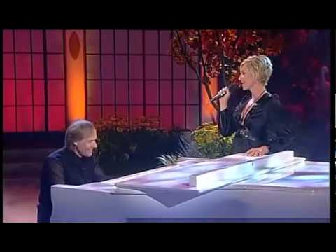 Claudia Jung & Richard Clayderman   Je taime mon amour