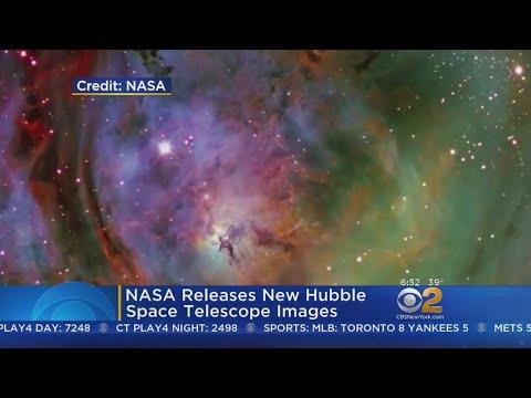 NASA Celebrates Anniversary Of Hubble Space Telescope