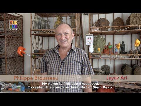 "Jayav Art ""General public"", Philippe Brousseau (English version)"