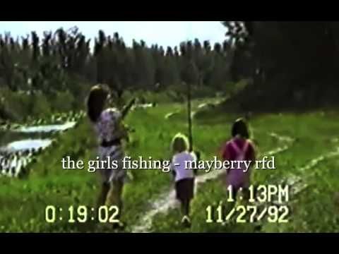 the girls fishing mayberry rfd HD 720p
