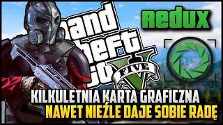 Zainstalowałem i nie żałuję :D - GTA 5 REDUX