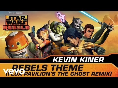 "Rebels Theme (Flux Pavilion's The Ghost Remix/From ""Star Wars: Rebels""/Audio Only)"