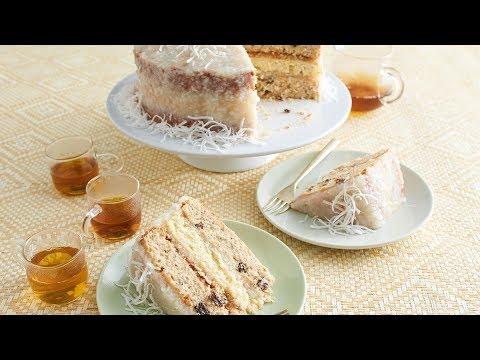 Japanese Fruitcake | Southern Living
