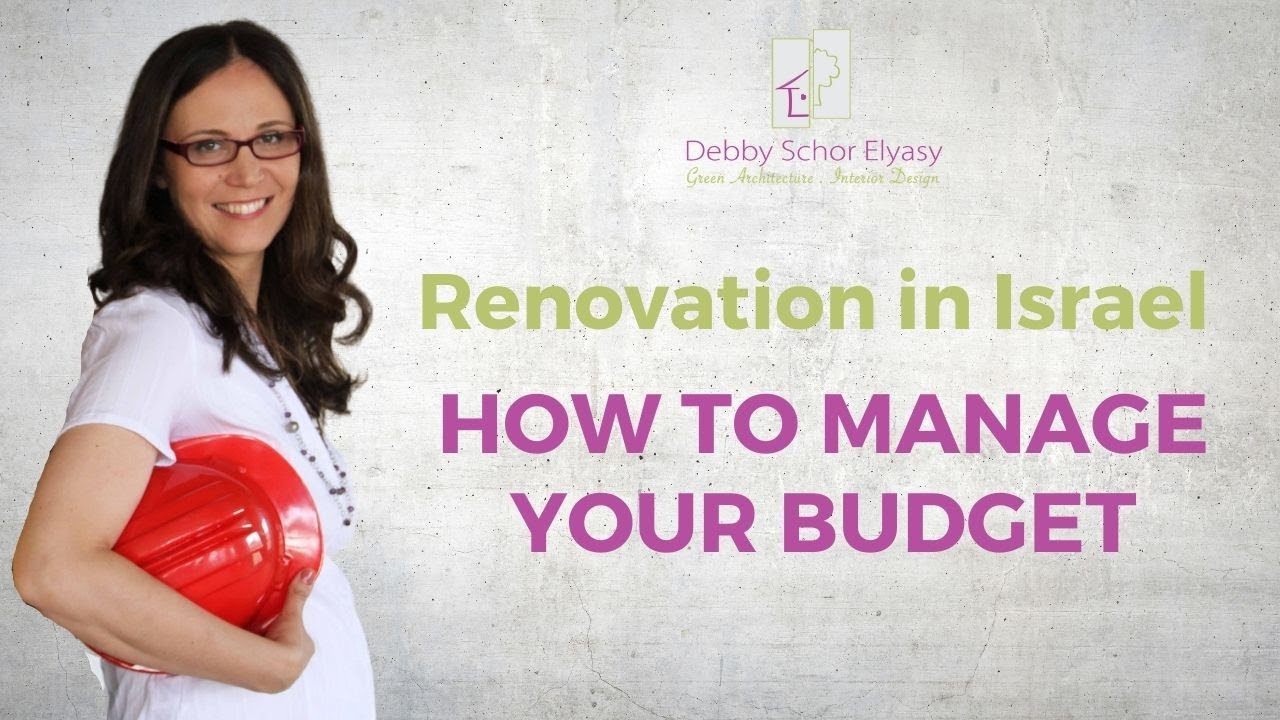 Video Series - Behind the scenes of my work - How to manage your budget