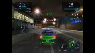 Need for Speed Underground 1  04.02.2011  Yarış