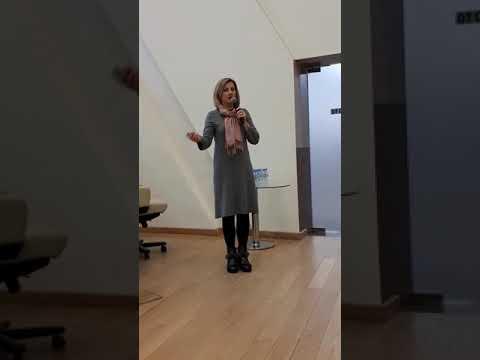 """Презентация о доверии на нетворкинге в """"Сбербанке"""""""