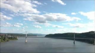 Hudson River Timelapse