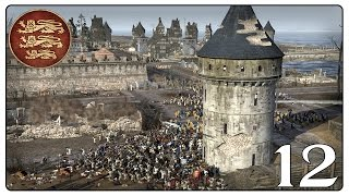 SIEGE OF AQUITAINE - 1078 Medieval Wars Campaign (Attila) #12