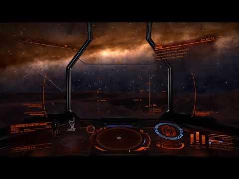 Ghost 1 - 20/10/18 - Geysers de glace - Planète HIP 42455 B 2 A [Elite Dangerous]