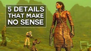 Fallout 4 - 5 Hidden Details That Make No Sense