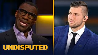 Jaguars will reportedly sign Tim Tebow as a Tight End - Skip & Shannon react | NFL | UNDISPUTED