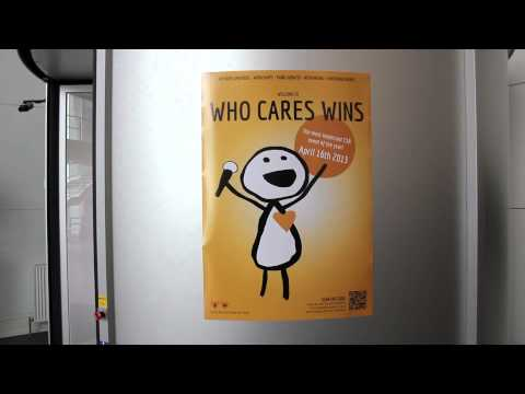 LedelsesTV - Who Cares Wins 2013 - Josephine Fairley