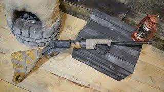 Как сделать болтовку из игры Rust  How to make a Bolt Action Rifle from Rust.(В этом видео буду собирать винтовку из игры Rust. В ходе работы над винтовкой столкнулся с множеством сложных..., 2016-03-17T08:27:40.000Z)