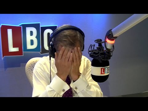 The Nigel Farage Show: Theresa May takes charge of Brexit talks. LBC - 24th July 2018