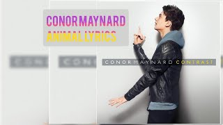 Conor Maynard Animal Lyrics [480p]