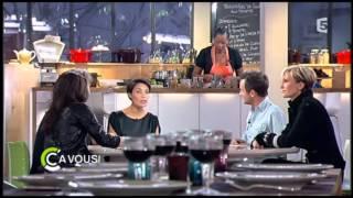 Patricia KAAS dans C A VOUS avec Alessandra SUBLET - Partie 1