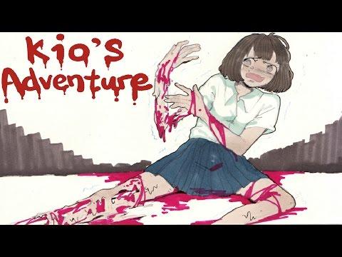 GIANT WORMS ACID CUMMY SPERM?!   Kio's Adventure Gameplay - Part 10