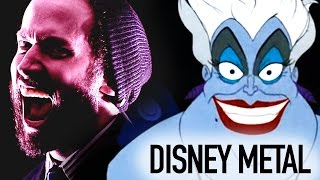 Poor Unfortunate Souls (Disney's Little Mermaid) - METAL COVER VERSION