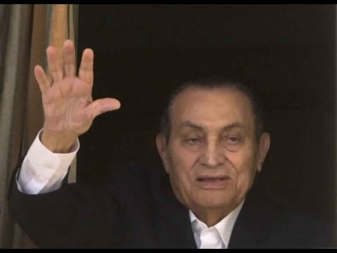EGYPT || Watch how Mubarak supporters celebrate his 89th Birthday in Cairo