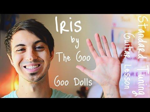 Iris Guitar Chords Tutorial by The Goo Goo Dolls // Standard Tuning & No Capo!