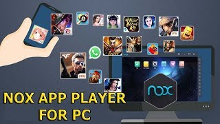 Gambar cover Download Nox App Player For Windows 10/8/7 and Mac PC