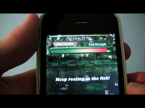Flick Fishing IPhone App Review
