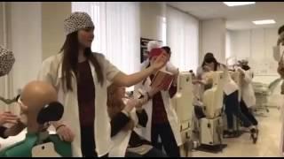 Mannequin  challenge | PFUR | dentists