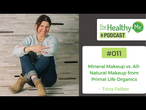 Mineral Makeup vs All-Natural Makeup from Primal Life Organics