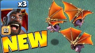 NEW!! Hog Glider MAX lvl 18!!