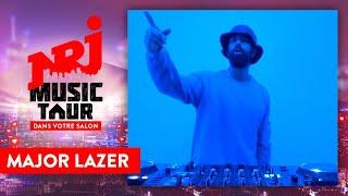 MAJOR LAZER - Mix - NRJ Music Tour dans votre salon #2