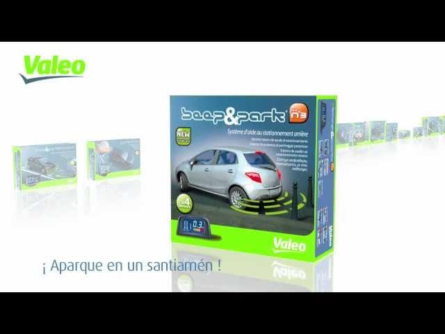 Valeo Sistemas de Ayuda a la conducción y al aparcamiento beep&park™