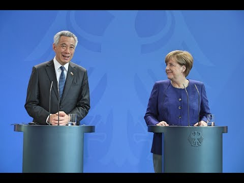 Joint Press Conference with Chancellor Angela Merkel