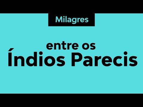 🇧🇷 MILAGRES entre os INDIOS PARECIS - Pr Pedro Medina