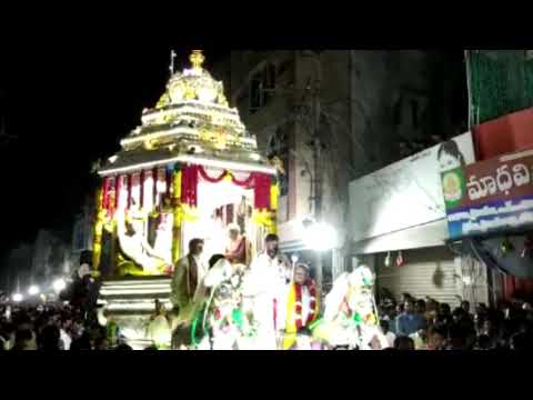 Ratha Saptami Celebrations in Chennakesava Swamy Temple at Markapur ||VS9NEWS