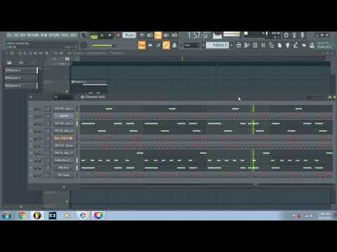 Slum Village Selfish Instrumental Remake FL Studio