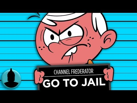 Thumbnail: 7 Loud House Episodes That Would Get Lincoln Locked Up (Tooned Up S5 E15)