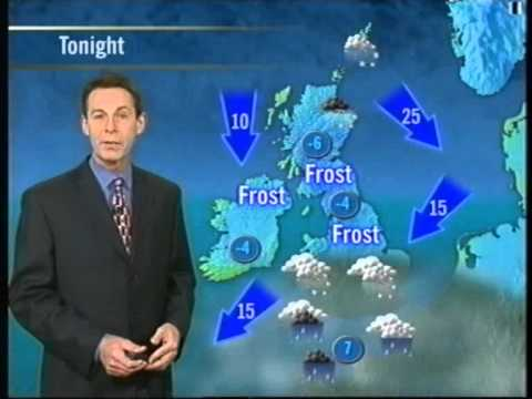 ITV National Weather 18-12-99