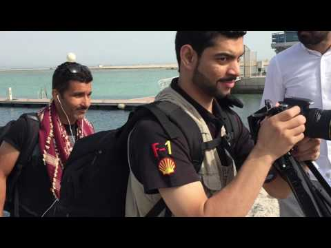 Bahrain PhotoArt Club trip to Hawar Islands to capture wild life